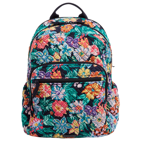 Campus Backpack in Happy Blooms