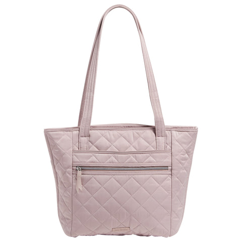 Small Vera Tote Bag in Dover Mauve