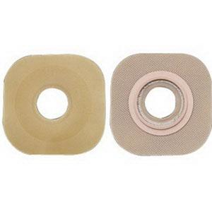 "HOL 16407 BX/5 NEW IMAGE FLAT SKIN BARRIERS FLEXWEAR 2-1/4"" WITHOUT TAPE ,PRE-CUT 1-3/8"""