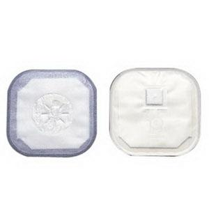 HOL 3186 BX/30 STOMA CAP WITH MICROPOROUS ADHESIVE FILTER 3""