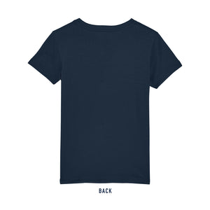 Kids' Navy JackSpeak T Shirt