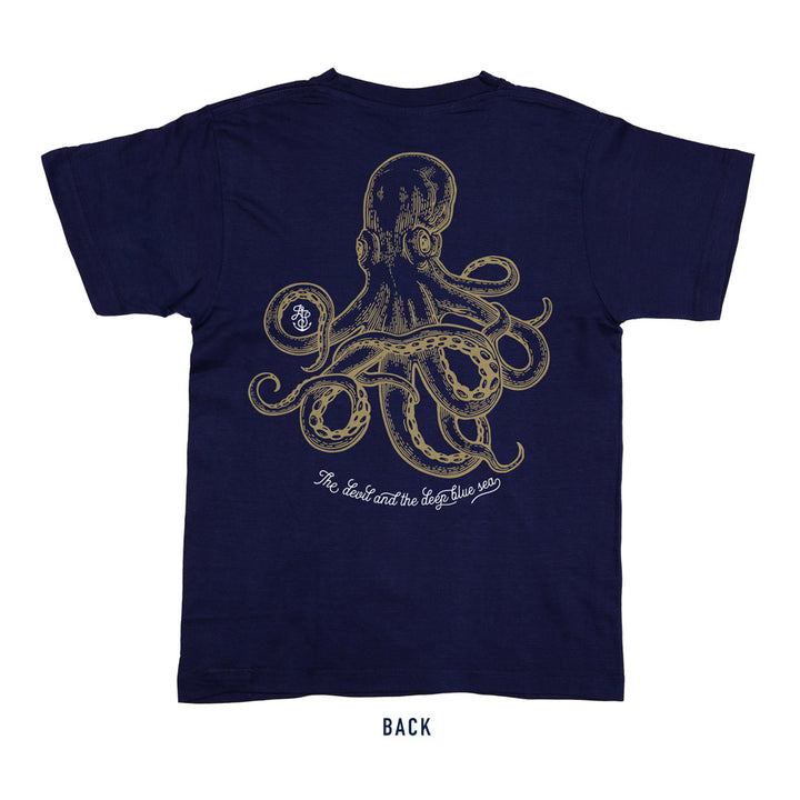 Jack Speak Kraken T Shirt