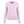 Load image into Gallery viewer, Ladies' Pink V Neck Cable Knit Cotton Sweater