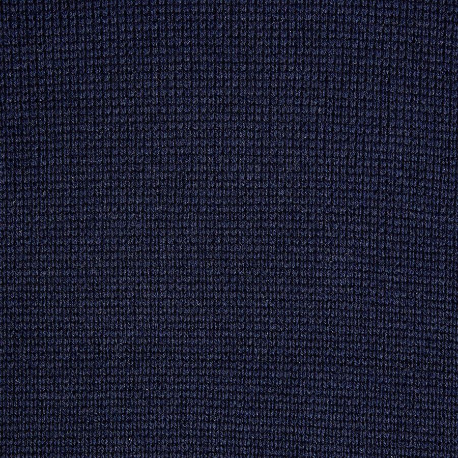 Navy Blue Merino Submariner