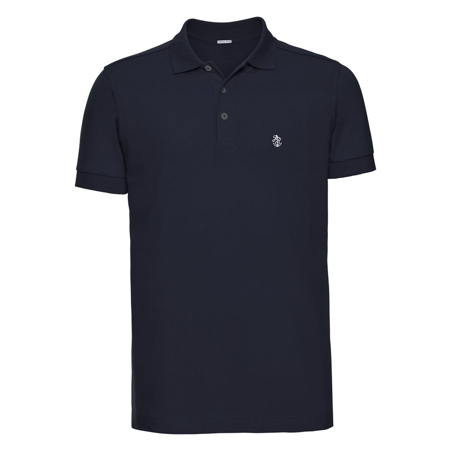 New Men's Navy Polo Shirt