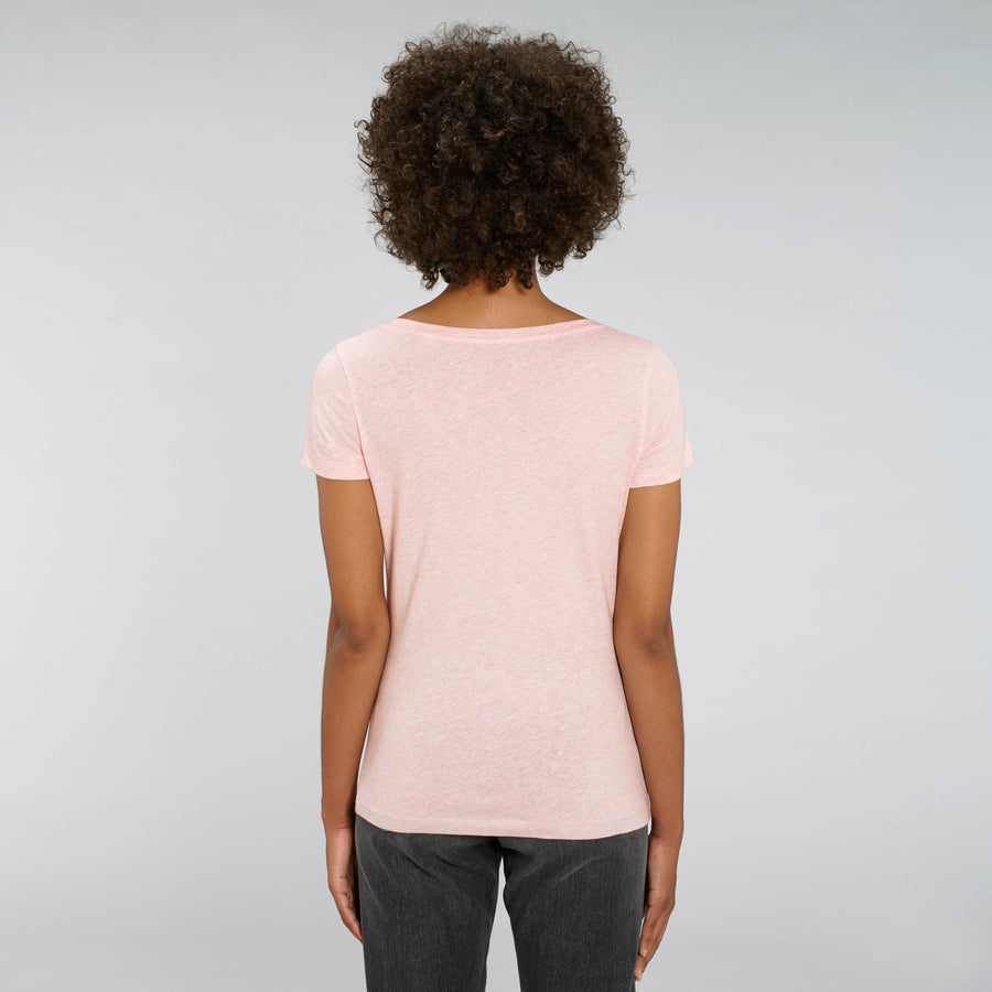 JACK Ladies' Pink T Shirt