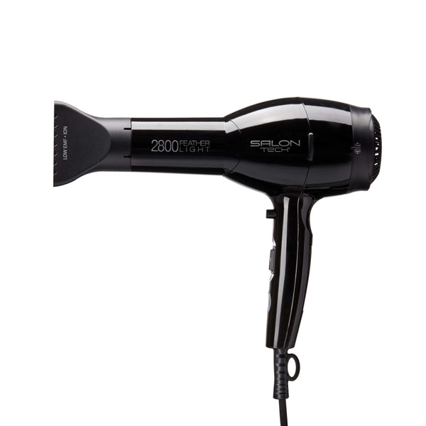 Featherlight 2800 DC Dryer (Black)