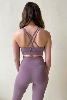 Performance Sports Bra - Orchid