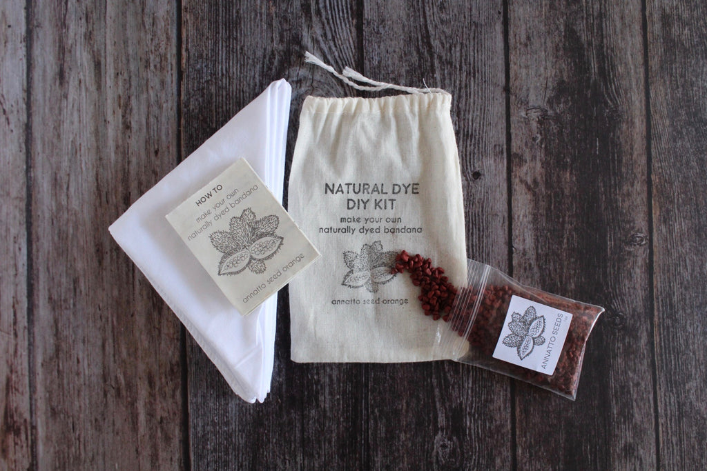 DIY Natural Dying Kits