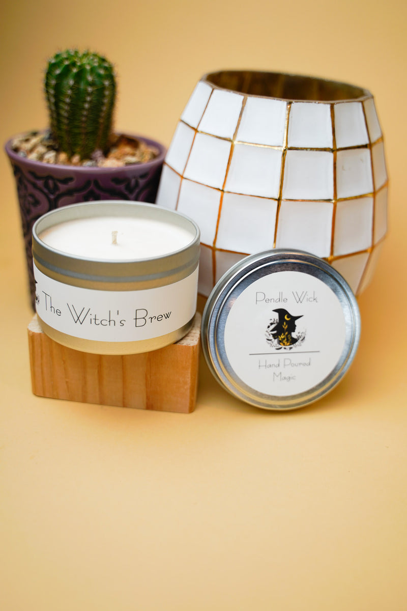 The Witch's Brew Candle