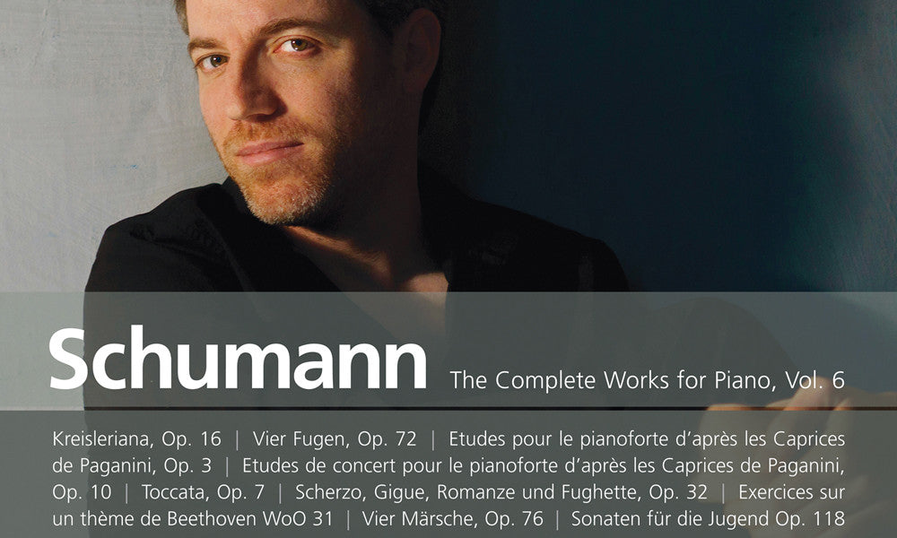 Pianist: EDITOR'S CHOICE ISSUE 95 - Sublime Schumann from Cédric Pescia