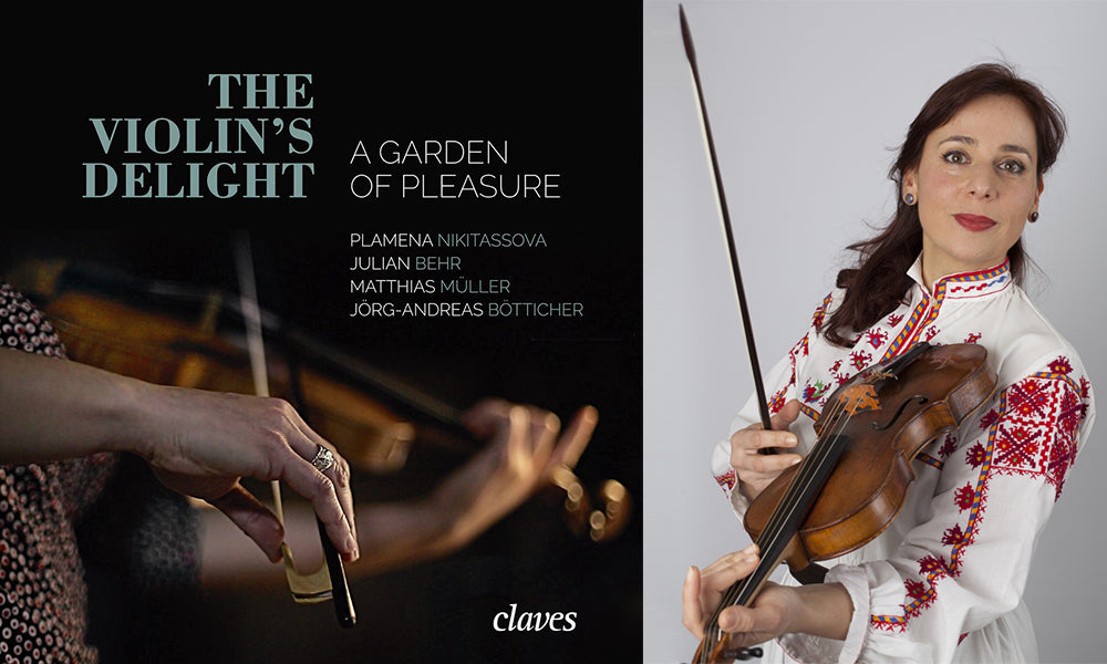 Music Web International: The Violin's Delight - A Garden of Pleasure