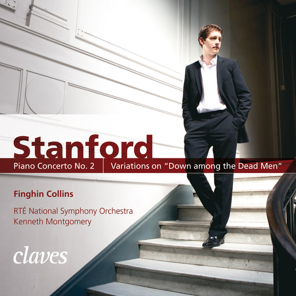 (2010) Stanford : Music for Piano & Orchestra / CD 1101 - Claves Records