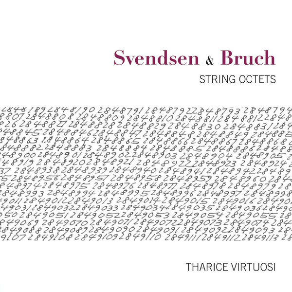 (2012) Svendsen & Bruch: String Octets / CD 1207 - Claves Records