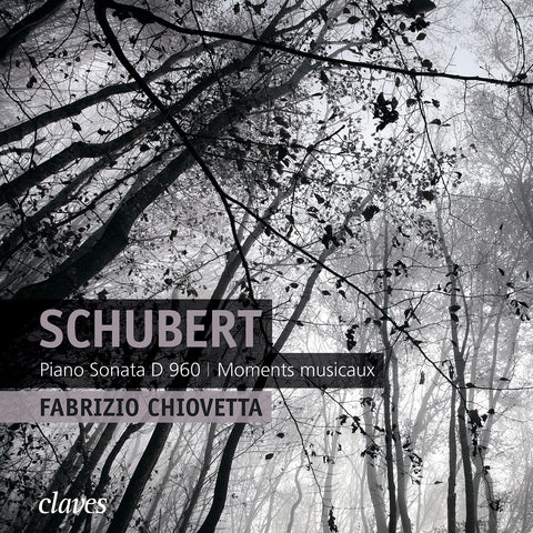 (2013) Schubert: Piano Sonata, D. 960 - Moments musicaux, D. 780 - CD 1213