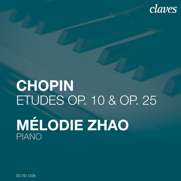 (2013) Chopin: 24 Etudes / DO 1238 - Claves Records