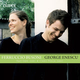 (2008) Busoni : Sonata for Piano & Violin No. 2 - Enescu: Sonata for Violin & Piano No. 3