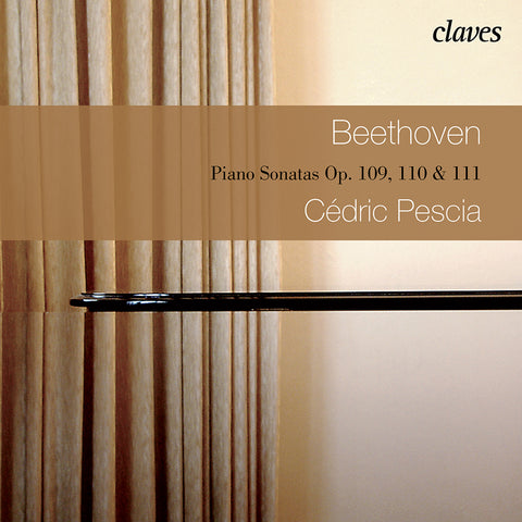 (2009) Beethoven: Three Last Piano Sonatas Op. 109, 110 & 111