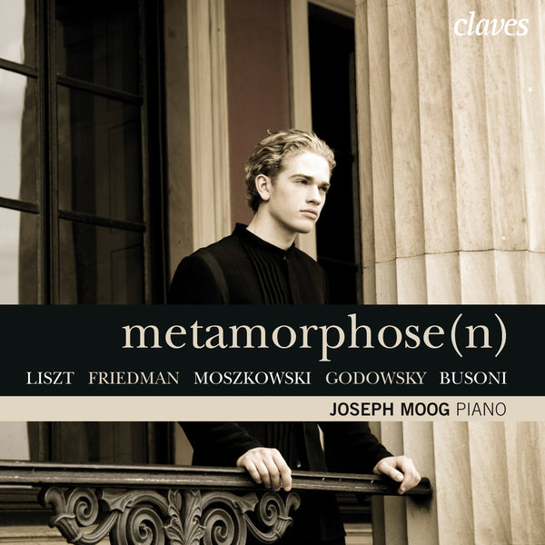 (2009) Metamorphose (n): Transcriptions for Piano After Romantics Composers / CD 2905 - Claves Records
