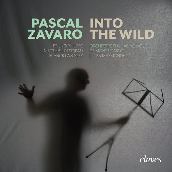 (2018) Pascal Zavaro - INTO THE WILD / CD 1813 - Claves Records