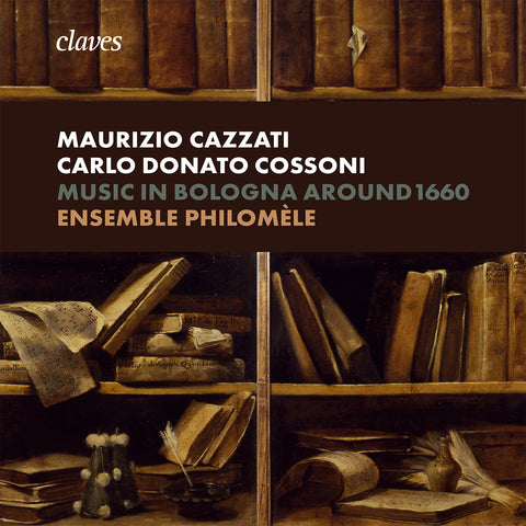 Claves Records | Harpsichord