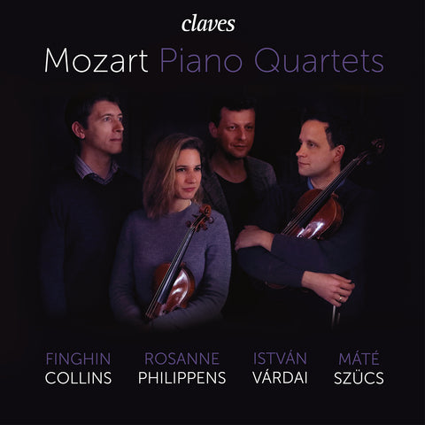 (2020) Mozart: Piano Quartets