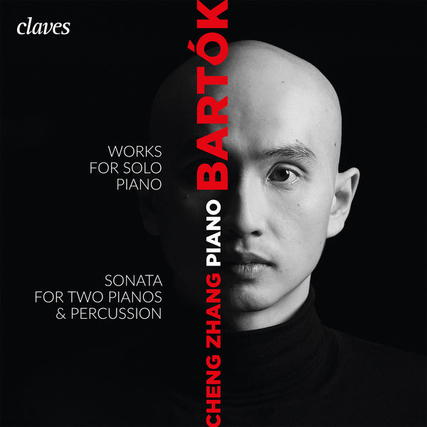 (2020) Bartók: Works for Solo Piano, Sonata for Two Pianos & Percussions / CD 3009 - Claves Records