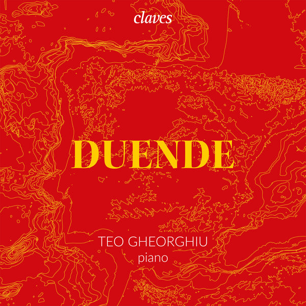 (2020) Duende, Teo Gheorghiu / CD 3021 - Claves Records