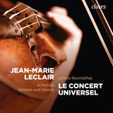 (2021) Jean-Marie Leclair: A Portrait, Sonatas and dances