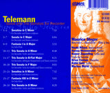 (2001) Telemann: Solos & Trio Sonatas for Recorder
