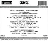 (2002) XIXth Clara Haskil Competition 2001 (Live Recording)