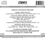 (2002) Romantic French Concertos & Pieces for Harp & Orchestra