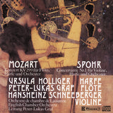 (1987) Mozart & Spohr: Concertante Works