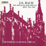 (1994) Bach: The Six Trios Sonatas for Organ