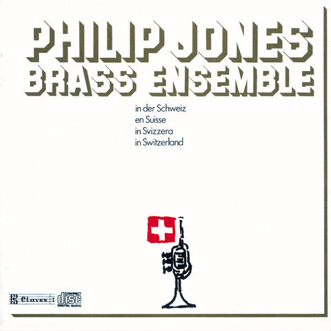 (1987) Philip Jones Brass Ensemble in Switzerland