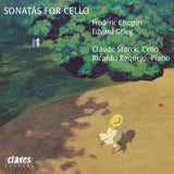 (1986) Chopin & Grieg: Sonatas for Cello & Piano