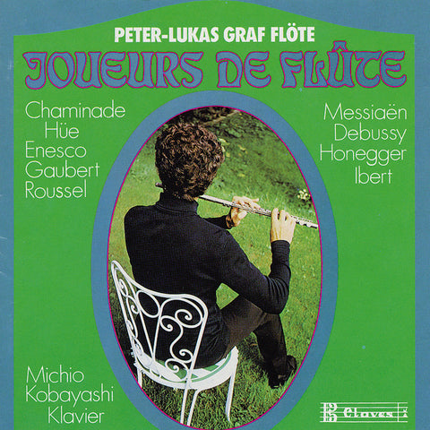 (1997) French Music for Flute