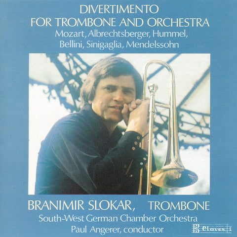 (1989) Works for Trombone & Orchestra