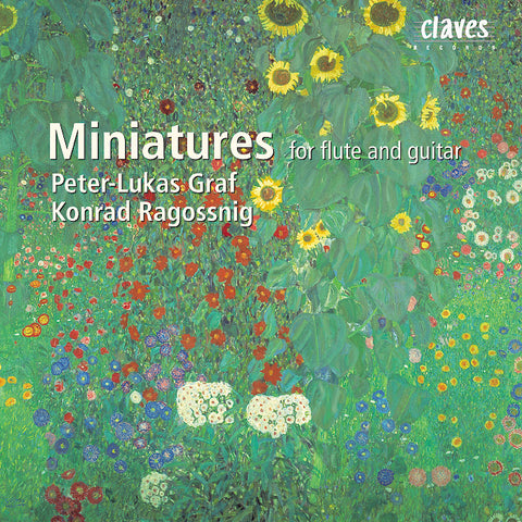 (2000) Miniatures For Flute & Guitar