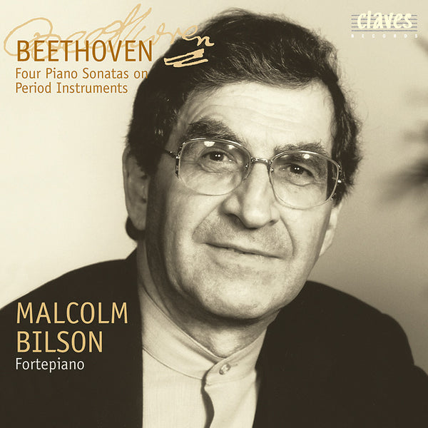 (2001) Beethoven: Piano Sonatas on Period Instruments - CD 2104 - Claves Records