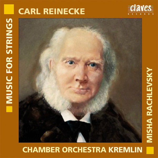 (2001) Reinecke: Music for String Orchestra / CD 2107 - Claves Records