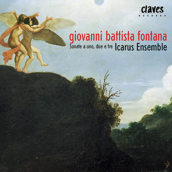 (2002) Fontana: Sonate a uno, due e tre / CD 2203 - Claves Records