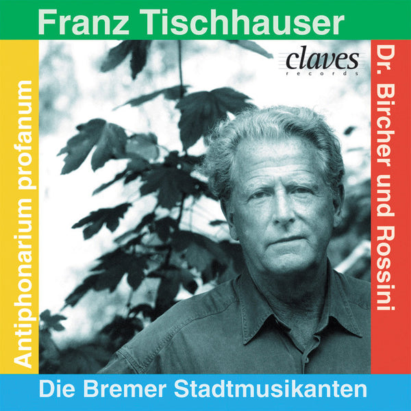 (2004) Tischhauser: Comic Works - CD 2306 - Claves Records