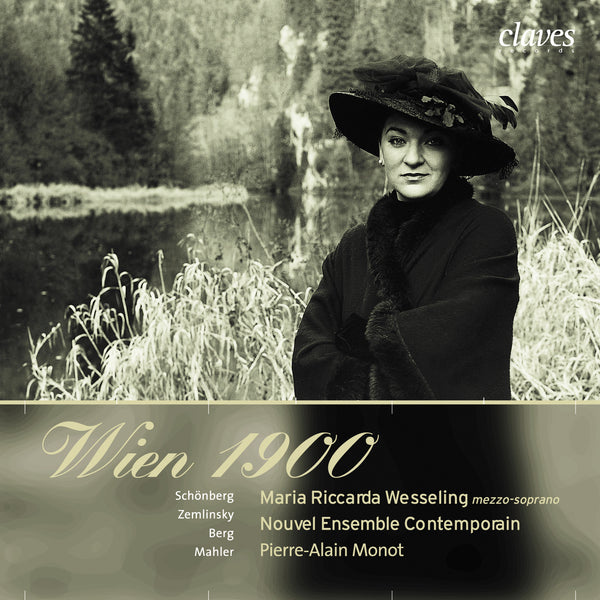 (2004) Wien 1900: Modern Songs for Soprano & Ensemble - CD 2312 - Claves Records