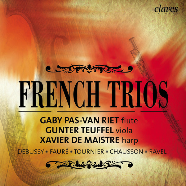 (2004) French Trios / CD 2405 - Claves Records