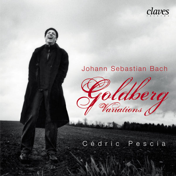 (2004) J. S. Bach: Goldberg Variations BWV 988 / CD 2407 - Claves Records