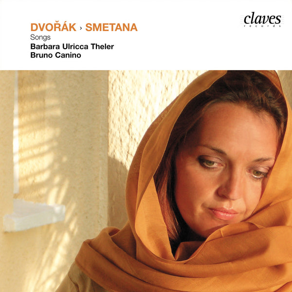 (2004) Dvorak & Smetana: Songs - CD 2411 - Claves Records
