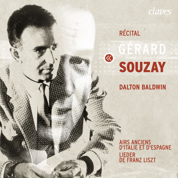(2004) Song Recital - CD 2412 - Claves Records