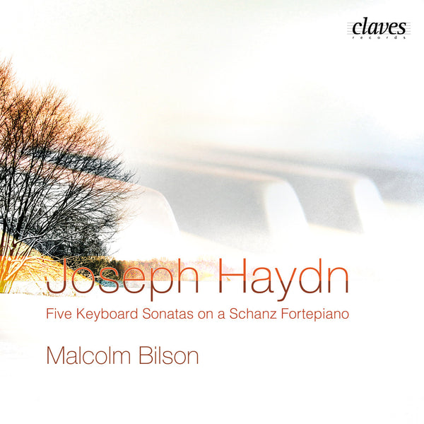 (2005) Joseph Haydn: Five Keyboard Sonatas On A Schanz Fortepiano - CD 2501 - Claves Records