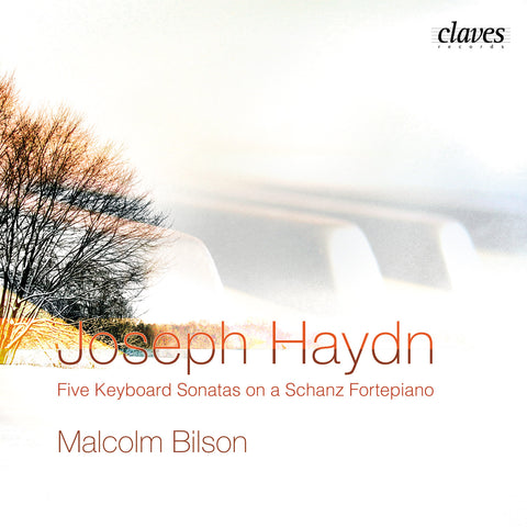 (2005) Joseph Haydn: Five Keyboard Sonatas On A Schanz Fortepiano